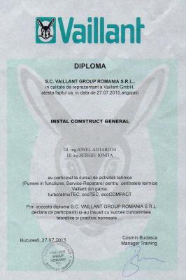 Diploma Vaillant