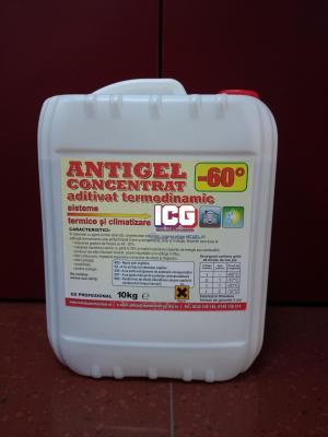 ANTIGEL INSTALATII INCALZIRE10 KG ICG