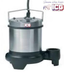 Pompe submersibile pentru drenaj WILO Drain TS 40/10-A  -