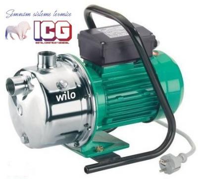 Pompa autoamorsanta Wilo WJ 202 EM -
