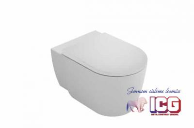 GALA Vas wc CORAL suspendat Rimless 55,5x36,5 cm