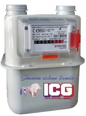 CONTOR GAZ G6 10 mc/h