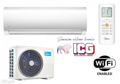 APARAT AER CONDITIONAT MIDEA BLANC 9.000 BTU WIFI
