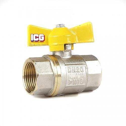 ROBINET GAZ SFERA 1/2 II