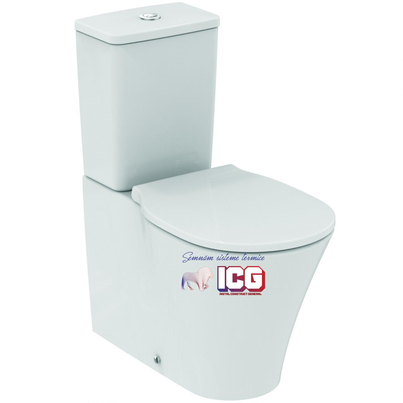 IDEAL STANDARD VAS WC CONNECT AIR EVACUARE LATERALA